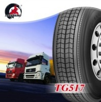 TRANSKING heavy duty truck tires for MIAMI 295/75R22.5 TG517 with DOT SMARTWAY