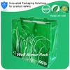 Portable reusable plastic cotton shopping bag