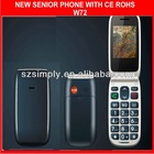 china dual sim unlocked gsm phones flip W72