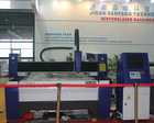 Hobby! large-scale laser cutting machine fiber laser type