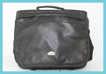business men leather laptop bag or tablet case