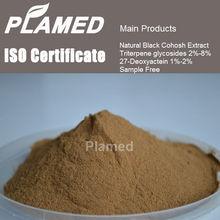 Buy powdered black cohosh extract bulk,raw material powdered black cohosh extract