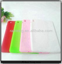 Hot! manufacture case for ipad mini silicon case
