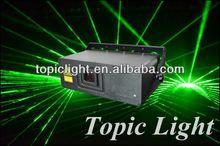 New Design Dustproof ACCU 1W stage laser light show