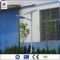 La luz led del panel, poste de alumbrado público precio, jardín solar led luz