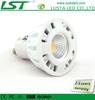 LED COB Spot Lamp,1 x 5W Ultra Bright COB, AC85-265V, Halogen Equivalance 50W,GU10 LED 50W Halogen Replacement