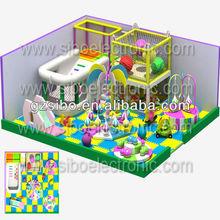 GM Fine craftsmanship of the kids indoor tunnel playground