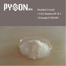 Nature Flavour Menthol crystals in bulk