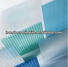 lexan PC hollow sheet
