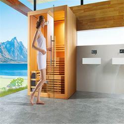 Luxury sauna room dry steam room sauna house