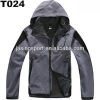2014 Hot Sale Cheap price Function Sports wear Windstopper Jackets men (T024)