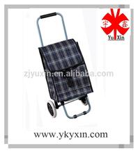 small folding shopping trolley bag