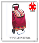600d Durable Supermarket Shopping Trolley Bag