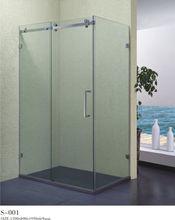 Steam sliding door shower cabin