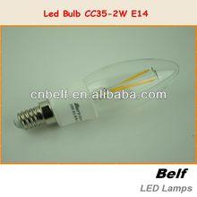 2W E14 Led Candle Lamp