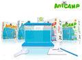 Top vente jouets éducatifs - Ant Farm / Ant monde / Antworks - Ant Camp