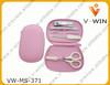 pink professional small manicure sets