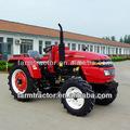 four wheel drive de alta calidad y buenas ventas pequeño jardín tractor retroexcavadora cargadora