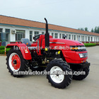 Four Wheel drive high quality and good sales small garden tractor loader backhoe