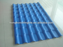 ASA coated synthetic resin roofing sheet