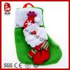 Wholesale OEM Soft Plush Toy Christmas Sock