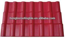 ASA PVC roofing tile