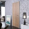 diseño de moda de madera de la puerta delantera