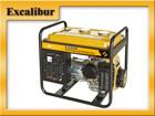 portable kerosene generator with robin ey20k engine