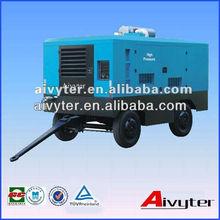 Truck air brake compressor (Earth-moving Machinery)