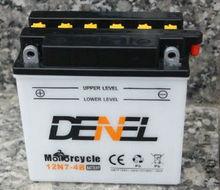 new product Motorcycle batteries plastic led flashlight