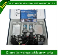 china wholesaler hid bi-xenon kit 35w ultra slim ballast car hid kit