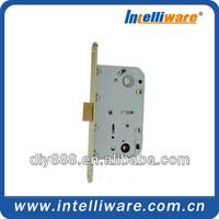 Door lock body aluminum lock 76*132mm ---- ART.1K530
