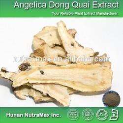 China Manufacturer Angelica Dong Quai Extract , Angelica Dong Quai Extract Powder , Angelica Dong Quai Powder