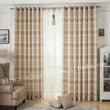 100%Ployester curtain of linen