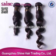 New arrival dyable super quality short hair brazilian weave