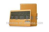 Wireless Bluetooth Keyboard Case Cover for iPad mini 2 Retina