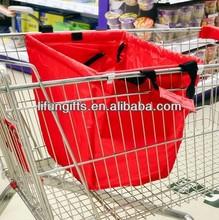 2014 Nonwoven Reusable & cheap Supermarket cart bag / Shopping Bag