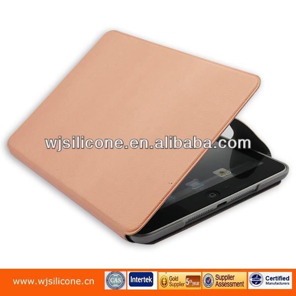 Hotsell Soft PU Leather Protective Flip For Ipad Mini Folio Case