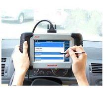 2014 hot selling auto code scanner diagnostic tool autel maxidas ds708 support most of cars --Leyi