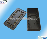 injection molded abs plastic enclosure