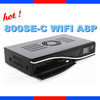 Sky New Box Dvb 800Hd Se + Wifi Enigma2 Dvb Satellite Receiver For Europe Orignal A8P Sim, D6 Mainboard