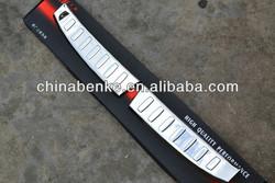 For BMW X1 X3 X5 REAR BUMPER PROTECTOR AUTO REAR BUMPER STEP ACCESSORIES