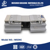 flexible expansion joints(MSDKC), floor to floor, extruded aluminum