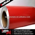Calha de alumínio da bobina, bobinas de alumínio para calhas