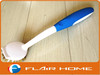 house using plastic dish brush with soft grip handle