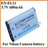 For Nikon EN-EL11 Rechargeable lithium Polymer Storage Battery