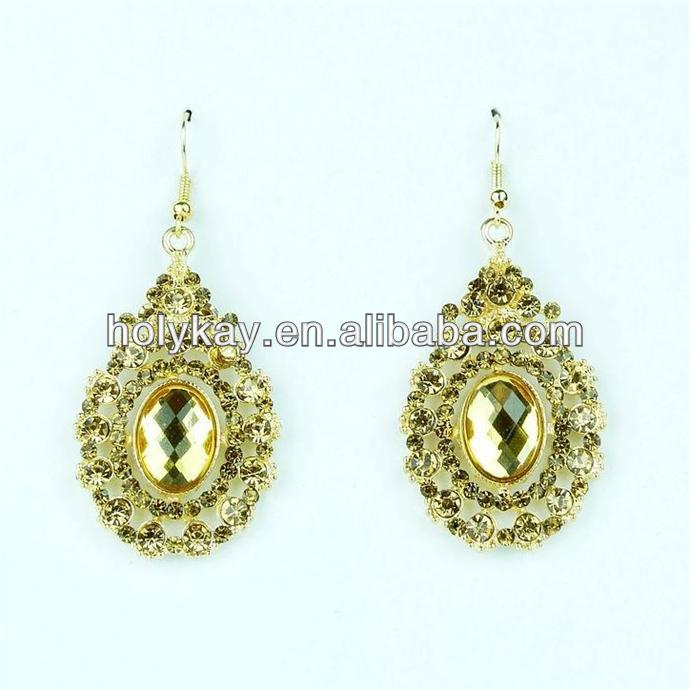 Popular Gold Earrings For Women  Gold Earring Designs  Gold Earrings Online