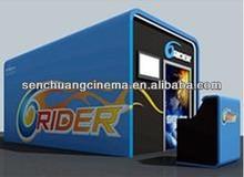 3D,4D,5D,6D,7D Simulation Ride Cinema