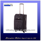 2014 NEW SOFT CARRY ON TRAVEL LUGGAGE TROLLEY BAG