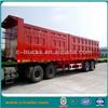 Chengda trailer enclosed box semi trailer
